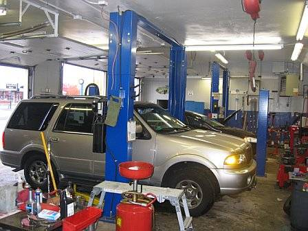 Sun City Automotive's Auto Repair Shop